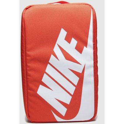 Nike Orange Shoebox