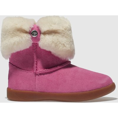 UGG Pink Ramona Boots Toddler