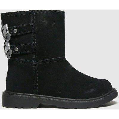 UGG Black Tillee Boots Toddler