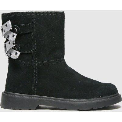 UGG Black Tillee Boots Junior