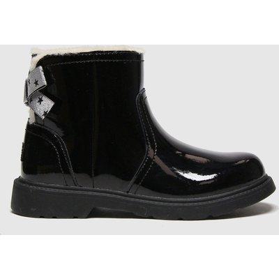 UGG Black Lynde Boots Junior