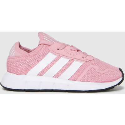 Adidas Pink Swift Run X Trainers Toddler