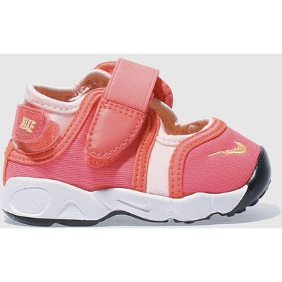 Nike Pink Little Rift Trainers Toddler