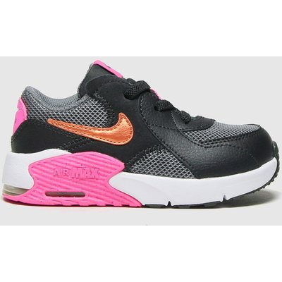 Nike Dark Grey Air Max Excee Trainers Toddler