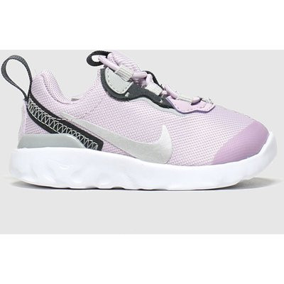 Nike Lilac Renew Element 55 Trainers Toddler