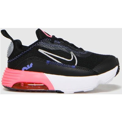 Nike Black & Pink Air Max 2090 Trainers Toddler