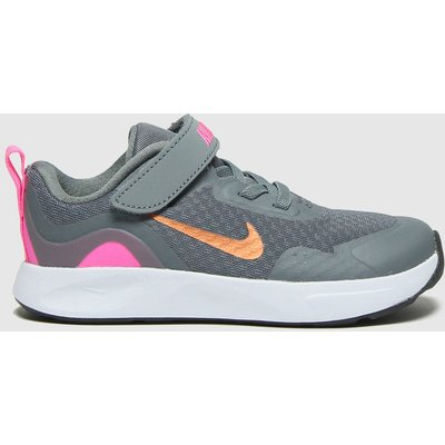 Nike Grey Wearallday Trainers Toddler