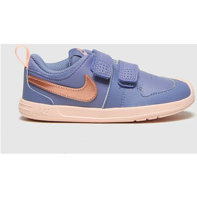Nike Blue Pico 5 2v Trainers Toddler