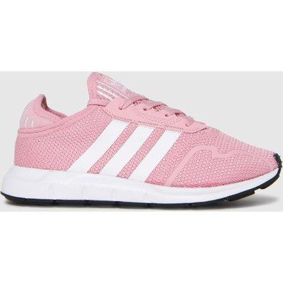 Adidas Pink Swift Run X Trainers Junior