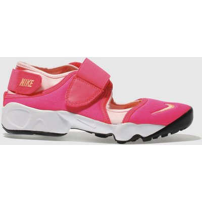 Nike Pink Rift Trainers Junior