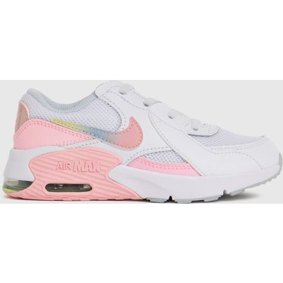 Nike Multi Air Max Excee Trainers Junior