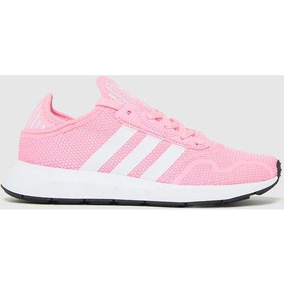 Adidas Pink Swift Run X Trainers Youth