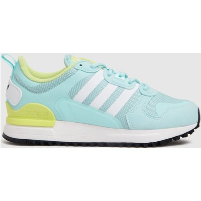 Adidas Light Green Zx 700 Hd Trainers Youth