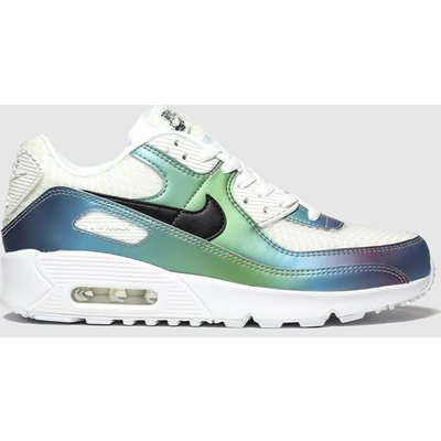 Nike Multi Air Max 90 Trainers Youth
