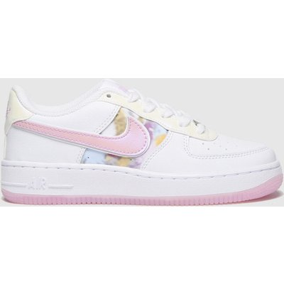Nike Multi Air Force 1 Lv8 Trainers Youth