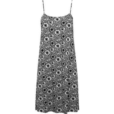 Women's Ladies geometric slip nightdress