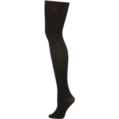 Ladies 60 denier shapewear black tights  - Black