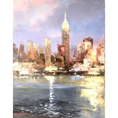 CITY LIGHTS N503. NEW YORK.