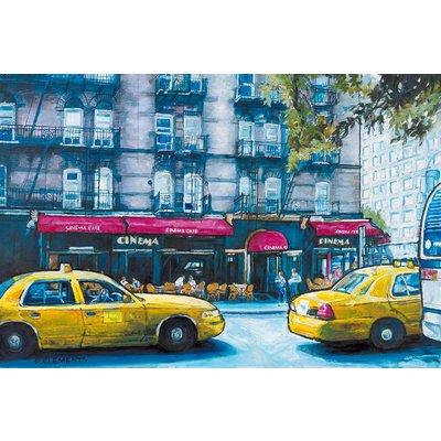 Cinema Cafe New York, New York