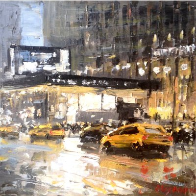 CITY LIGHTS #98. NEW YORK.