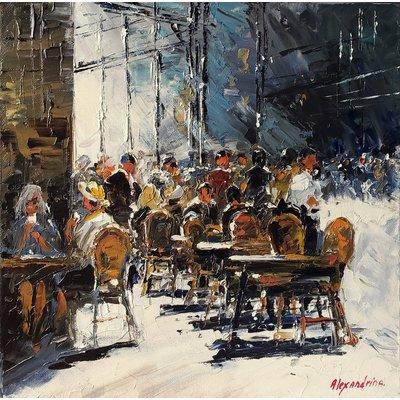 CAFE#7. NEW YORK.