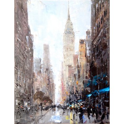 CITY LIGHTS N22. NEW YORK.
