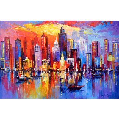 Evening new York