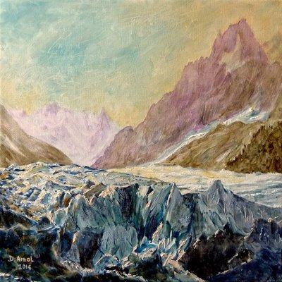 Mer de Glace New York Expo from February 27 to March 3, 2019