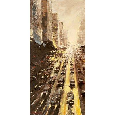 CITY LIGHTS N66. NEW YORK.