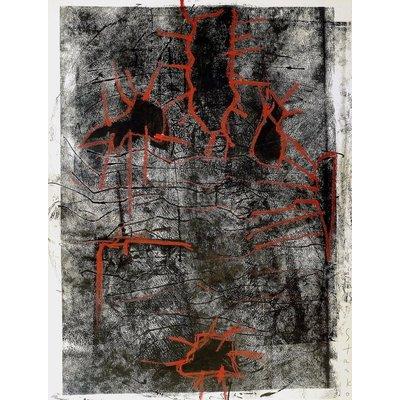 Mask-V(awarded The Pollock-Krasner Foundation Grant-New York,2007)