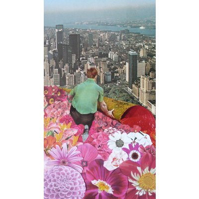 A Carpet of Flowers in Central Park New York