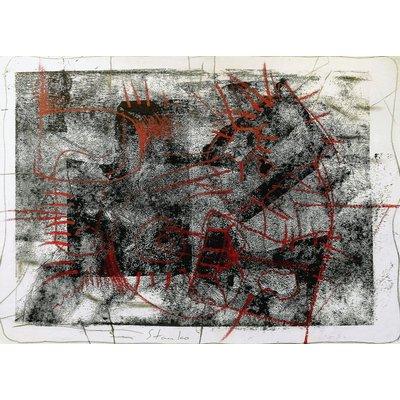 Abstract landscape(The Pollock-Krasner Foundation Grant,2007,New York
