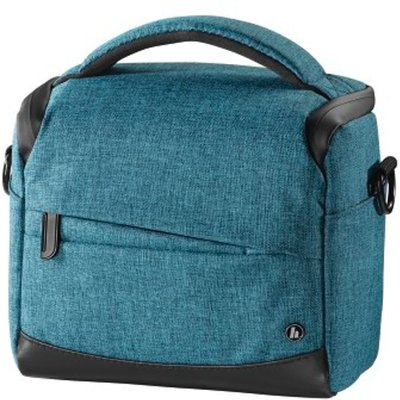 Hama Unisex 00185032Messenger Bag Blue Blue (bleu 00185032)