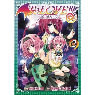 To Love Ru Darkness: Volume 2