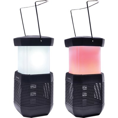 Dual function Flame Effect Lantern