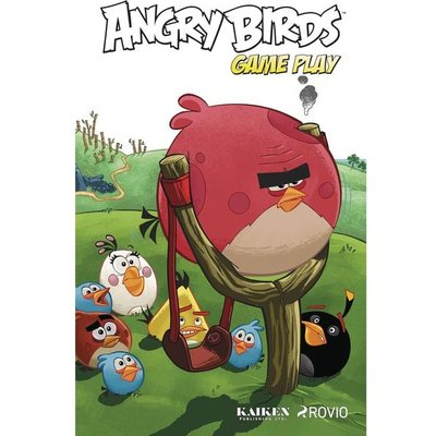 Angry Birds: Game Play Hardcover