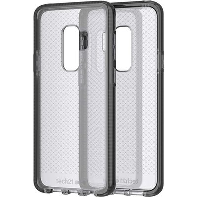 Tech21 Protective Samsung Galaxy S9 Plus Case Thin Patterned Back Cover with FlexShock
