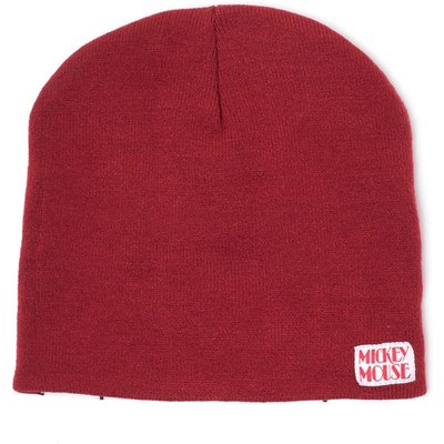 Disney - Magic Jacquard Women's X-Large Beanie - Red