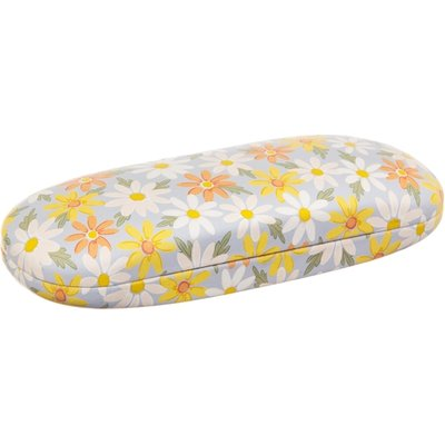 Sass & Belle Blue Daisy Glasses Case