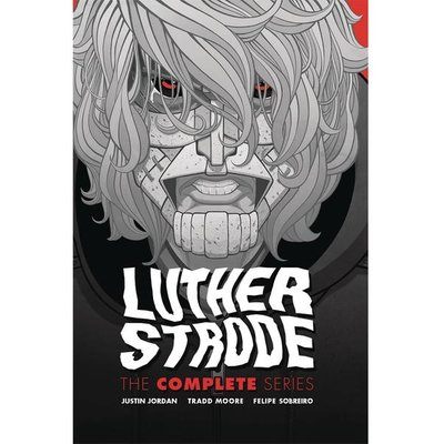 Luther Strode: Complete Series Hardcover