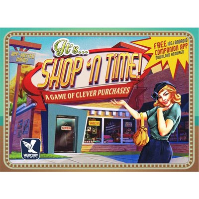Shop N Time Card Game