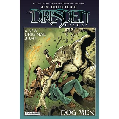 The Dresden Files: Dog Men Hardcover