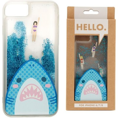 Shark Jaws Design iPhone 6/7/8 Phone Case