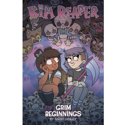 Kim Reaper: Volume 1: Grim Beginnings