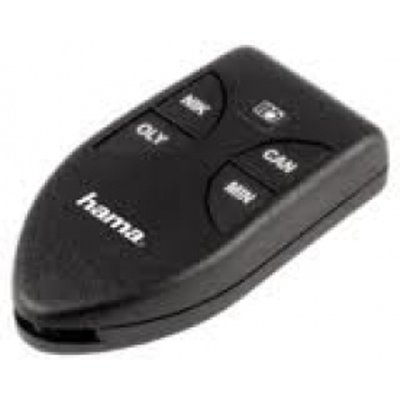 Hama Mini 2 Universal IR Remote Control Camera Release equivalent to Canon RC1, Canon RC-5, Nikon ML