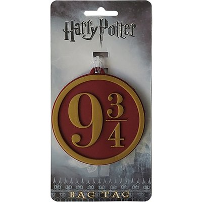 Harry Potter - Nine And Three Quarters Bag Tag