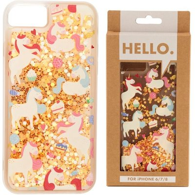 Unicorn Sweet Dreams Design iPhone 6/7/8 Phone Case