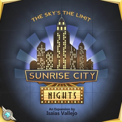 Sunrise City: Nights Expansion