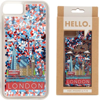 London Icons Design iPhone 6/7/8 Phone Case