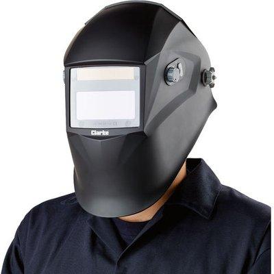 Clarke Clarke PG4 Grinding/Arc Activated Solar Powered Welding Headshield